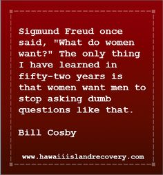 #quote from Bill Cosby.