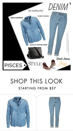 """""""Pisces fashion"""" by smile-2528 ❤ liked on Polyvore featuring G-Star and Universal Lighting and Decor"""
