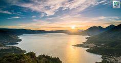 #SanPedro la laguna en Guatemala es el preferido por los turistas por lo tranquilo del ambiente y los hospedajes