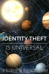 Pluto Sues Planet 9 For Identity Theft   The Reutrn of the Modern Philosopher