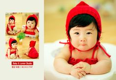 This is why I am going to Asia, to see adorable babies! Korean Babies, Asian Kids, Adorable Babies, Cute Baby Pictures, Baby Models, Red Riding Hood, Photo Tips, Parents, Traveling