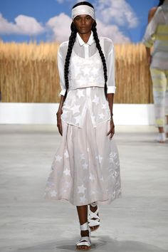 Mara Hoffman Spring 2016 Ready-to-Wear Collection Photos - Vogue http://www.vogue.com/fashion-shows/spring-2016-ready-to-wear/mara-hoffman/slideshow/collection#42