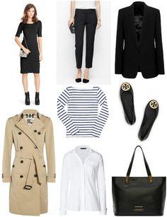 Parisian Style Essentials