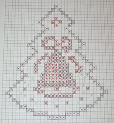 Best 11 Christmas Tree Machine Embroidery design Freestanding Lace In Crochet Snowflake Pattern, Crochet Motifs, Crochet Snowflakes, Crochet Chart, Crochet Patterns, Crochet Christmas Decorations, Crochet Christmas Ornaments, Christmas Cross, Cross Stitching