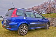 Peugeot 206SW griffe http://nisshingeppo.files.wordpress.com/2011/04/imgp7414_5_6-hdr_.jpg