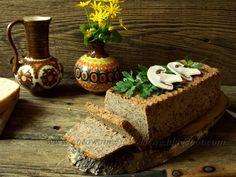 Gotowanie jest łatwe: Pasztet z fasoli z grzybami