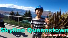 Luge rides, Skyline Queenstown This was our second day in Queenstown, we visited Skyline Queenstown. First we rode the Gondala and went to the top. New Zealand, Skyline, City, Travel, Voyage, Viajes, Traveling, Trips