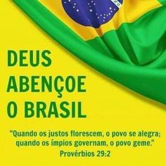 Deus abençoe o Brasil Sad Day, God Jesus, Personal Care, Humor, Instagram Posts, Jesus Cristo, Facebook, Crepes, Pasta