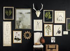 Dream House Update: How to Fill a Big, Blank Wall | Lulu the Baker