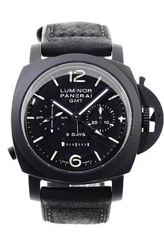 Certified Pre-Owned #Panerai Luminor GMT #WatchStories #vintage