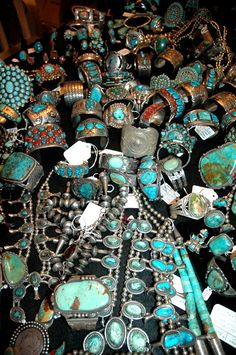 Vintage Turquoise from Navajodreams