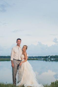 Lisa & Kevyn | Cotton Dock at Boone Hall Plantation | The Wedding Row | The Wedding Row #richardbellphotography #boonehallplantation