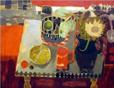 Your Paintings - Mary Fedden paintings Painting Still Life, Still Life Art, Your Paintings, Paintings For Sale, Abstract Paintings, Floral Paintings, Abstract Art, Matisse, Pin Up