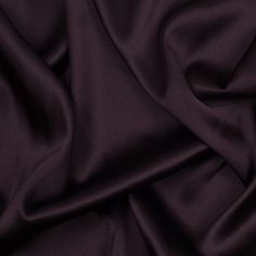 Ralph Lauren Fudge Stretch Silk Charmeuse