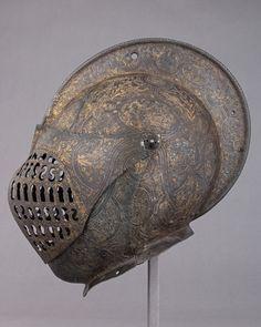Close Helmet | French | The Met