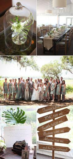 Kiawah Island Club Wedding via Charlotte Elizabeth Photographer #Weddings #KiawahIsland #SouthCarolina