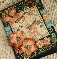 """graphic 45 couture rubberstamp collection 