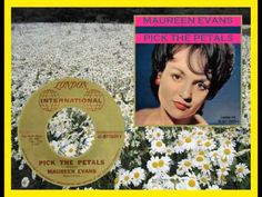 MAUREEN EVANS - Pick the Petals (1963) YouTube Debut!
