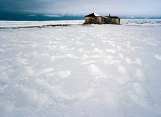 Mesmerizing Photos of Abandoned Structures in the High Arctic | Atlas Obscura