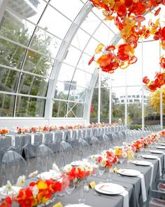 Chihuly Garden And Glass Events