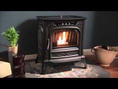 Harman V Pellet Stove Controls Video