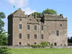 Huntingtower - Property generally open to visitors (Castle in the care of Historic Scotland)