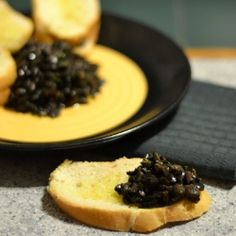Olive Tapenade by fastfood2freshfood