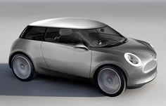New mini concept by Sonny Lim- if only! I wish it would look as clean and modern as this.
