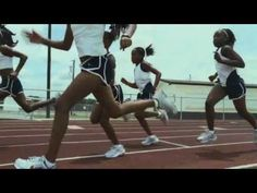 Nike's 2008 TV spot about Sanya Richards-Ross' journey to the Beijing Olympics, featuring a Danny Glover reading from 'Montage of a Dream Deferred' by Langst...