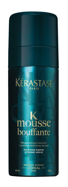 Product of the Show: #MousseBouffante $36 #KerastaseNYFW   @KérastaseUSA  The best products EVER !  :-)