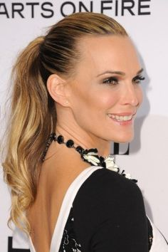 High ponytail hairstyles for work 2015