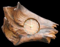 My name is Andreas Tannis and in this article I am going to go over a couple of the amazing tools that are available in the Woodpecker Tools Catalogue. Driftwood Projects, Wooden Projects, Driftwood Art, Wood Crafts, Rustic Wall Clocks, Wooden Clock, Wooden Art, Unusual Clocks, Cool Clocks
