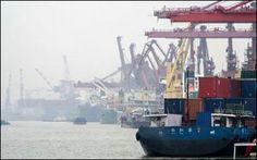 استفاده از کشتی باری برقی توسط چینی ها