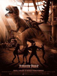 BROTHERTEDD.COM Jurassic World Park, Jurassic Park Trilogy, Jurassic Park Poster, Jurassic Park 1993, Jurrassic Park, Park Art, Parc A Theme, Michael Crichton, Best Movie Posters