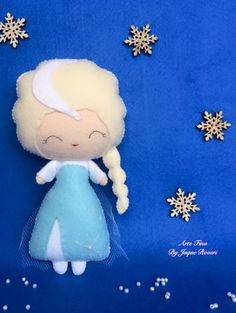 Frozen - Arte Fina By Jaque Roveri