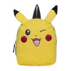 Pokemon Pikachu Toddler School Bag