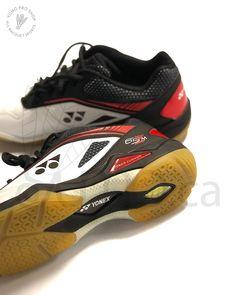 Yonex Power Cushion 65Z Court Shoes  White Red  05798f7785