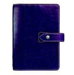 Office Supplies Motivated Note Pad 8.5x11 ~ Black Leather Day Runner Planner Binder Franklin Covey Monarch
