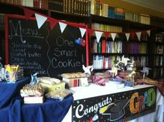 "Graduation Theme ""One Smart Cookie"""