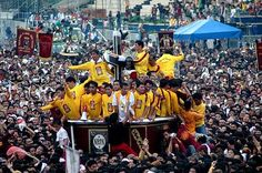 Over 6 Million Expected for Manila's Black Nazarene Feast Black Nazarene, Life Size Statues, Filipino Culture, Local Festivals, Old Images, Pinoy, Manila, Flocking, More Fun