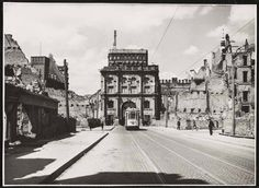 Danzig, Germany And Prussia, Krakow, Big Ben, Monochrome, Louvre, Street View, Black And White, City