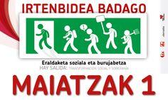 #Alternatiba badago: eraldaketa soziala eta burujabetza.