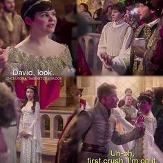 """Mary Margaret and David 5x02 """"The Price"""""""