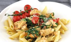 🍝 Alles Nudel oder was ?! 🍝 Penne con Pollo – MixGenuss Blog