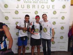 Primera etapa cubierta por el equipo Jubrique Trail