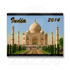 Explore incredible India with this India 2014 wall calendar #photography #india #hindustan #delhi #mumbai #gifts #newyear