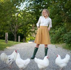 Chickens! Chickens! Chickens!