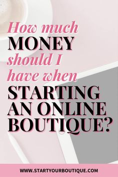The amount of starter capital needed will depend on the type of boutique you're starting. The minimum I recommend to my students is $3500. To learn more click this pin and watch the full video. Small Business Accounting, Accounting Software, Starting An Online Boutique, Self Employment, Finance, Students, Money, Watch, Type