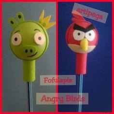 Fofulapiz Angry Birds.