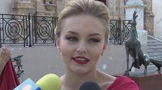 La actriz confesó que una de las cosas que más disfruta de su personaje en 'Lo Que la Vida me Robó' es el vestuario.